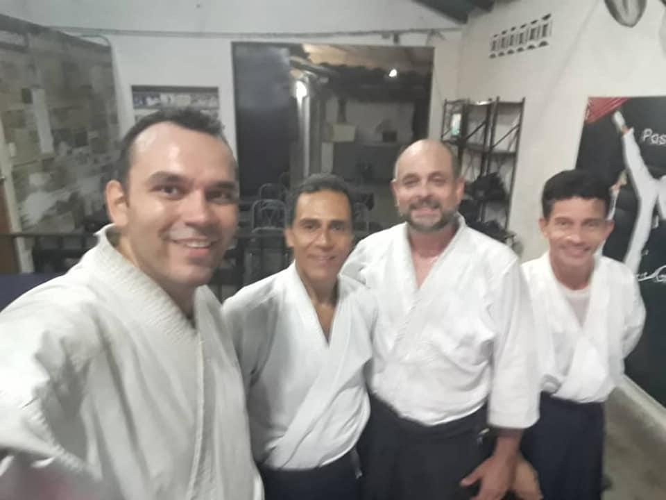 Venezuela Aikido Kokyu Ho Dojo